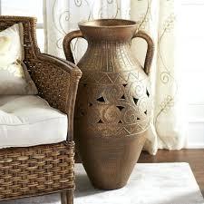 Tall Floor Vases Home Decor by Tall Decorative Vaseslarge Floor Vases For Home Decor Laferida