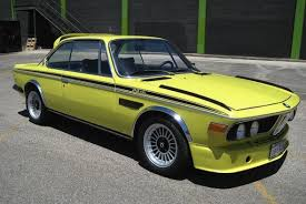bmw e9 coupe for sale m power conversion 1972 bmw csl lightweight