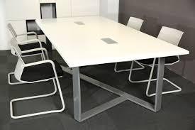 Modern Conference Table Design White Modern Style Office Furniture Meeting Desk U2026 U2013 The Media
