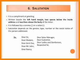 cover letter salutation 10 what is a salutation in a letter cover title page