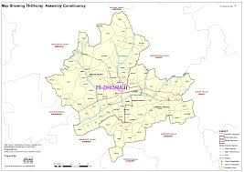 map of rajkot chief electoral officer