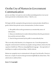 Pictures To Use For Memes - on the use of memes in government communication 1 638 jpg cb 1427018237