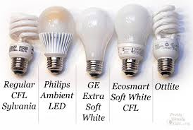 types of compact fluorescent light bulbs cfls leds and incandescents oh my a review of light bulbs