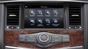 nissan armada manual transmission 2018 nissan armada control panel and touch screen overview youtube