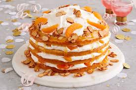 layered lemon tres leches cake kraft recipes