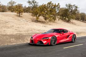 Ft 1 Toyota Price Toyota Ft 1 Concept Let This Be The New Toyota Supra Video