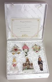 lenox delightful wedding themed ornaments by merck family s at
