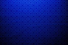 blue wall texture with geometric shapes pattern background photohdx