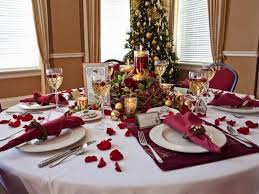 christmas dinner table decorations modern concept table decorating ideas with dining table