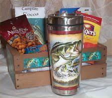 Travel Gift Basket Fishing Gift Basket Ebay