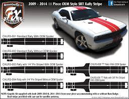 Dodge Challenger Front Bumper - dodge challenger graphics stripes decals u2013 streetgrafx
