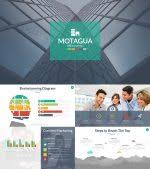powerpoint powerpoint template road