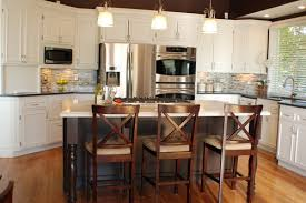 kitchen with stainless steel appliances steel appliances the best choice