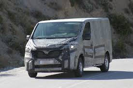 renault trafic 2016 interior renault releases sketch of new trafic van for 2014 autoevolution