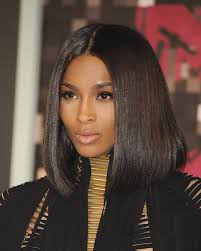 ciara bob hairstyle ciara inspired platinum blonde bob youtube