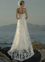 lace summer beach wedding dress sang maestro