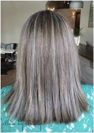 hilites for grey or white hair grey hair how to grow out your grey hair san jose ca going