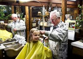 a little off the top springfield barber winds down 51 year career