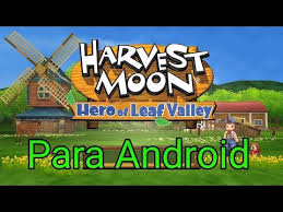 emuparadise harvest moon animal parade harvest moon hero of leaf valley para android download youtube