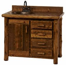 Rustic Bath Vanities Stylish Marvelous Western Bathroom Vanities Rustic Bathroom Vanity