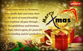 christmas shayari fi lovewale