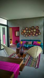Home Interior Mexico by Best 25 Mexican House Ideas On Pinterest Decoración De Paredes
