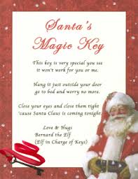 santa key magic key letter 7 farmingdale fabulous