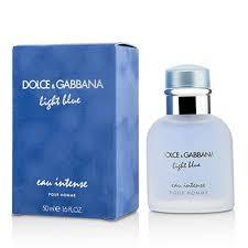 dolce gabbana light blue eau de parfum dolce gabbana light blue eau intense pour homme eau de parfum