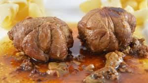 cuisiner paupiettes de veau paupiette de veau aux cèpes