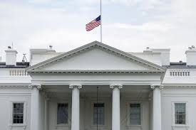 Flying The Flag At Half Staff Under Fire For Inaction Obama Orders Flags Lowered For