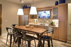 kitchen from the official home showcase of the builders