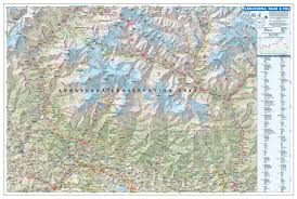 Maps Nepal by Great Himalaya Trail Ght Knowledge Base Maps Trekking