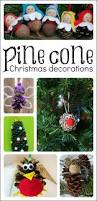 pine cone christmas crafts for kids to make