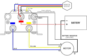 atv winch solenoid wiring diagram and kfi contactor at mile marker
