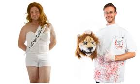 Distasteful Halloween Costumes Cecil Lion Killer Tops Utterly Offensive Halloween Costumes