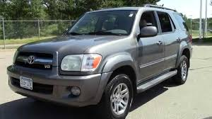 2005 toyota sequoia price 2005 toyota sequoia limited 1u150140a