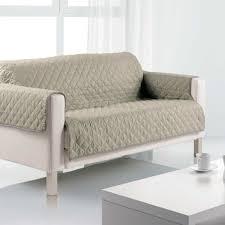 canapé 2 places beige protège canapé 2 places linge de lit beige kiabi 16 00