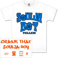 soulja boy tell em limited edition t shirt hover to zoom