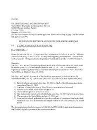 uscis cover letter sample cover letter i 130 by gtm228 dup1nrva