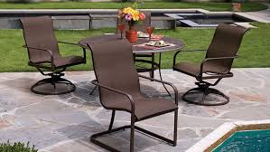 cleaning tips keep your patio sling chairs shining