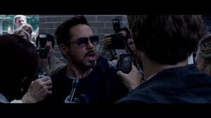 tony stark gives out his home address in iron man 3 cultjer