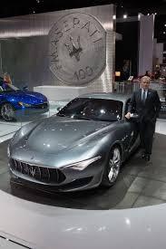 maserati concept cars maserati u0027s quattroporte gts and alfieri 2 2 concept car steals la