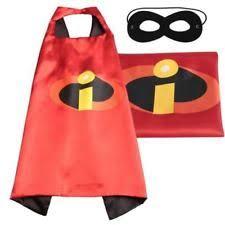 Incredible Halloween Costume Superhero Synthetic Unisex Costumes Ebay