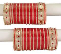 wedding chura indian women designer chura bangle set bridal wedding chura