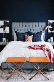 blue and orange is the color combo of the moment home and office