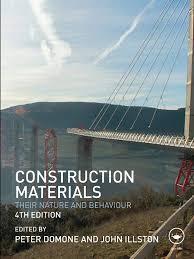 construction materials solid concrete