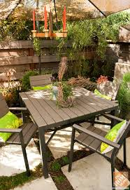 decoration in small patio seating ideas outdoor patio with seat