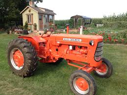 1959 allis chalmers d17 tractors pinterest tractor and allis