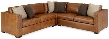 Bernhardt Leather Sofa by Bernhardt Renaldo 3 Piece Leather Sectional Leather Sofa Guide