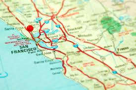 Map San Francisco Bay Area by Home U2014 Vida Verde